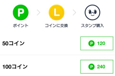 line スタンプ ダウンロード 仕方lineコイン