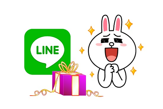 スタンプ LINE 買い方 プレゼント