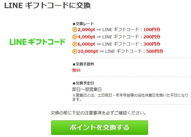 LINEスタンプ無料無条件ギフトコードをゲット