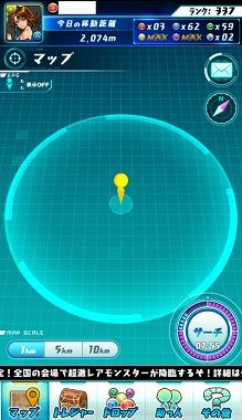 パズドラレーダーウラ技マップを更新