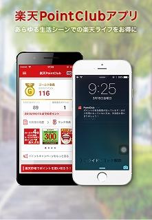 楽天ポイント キャンペーン スケジュール アプリ