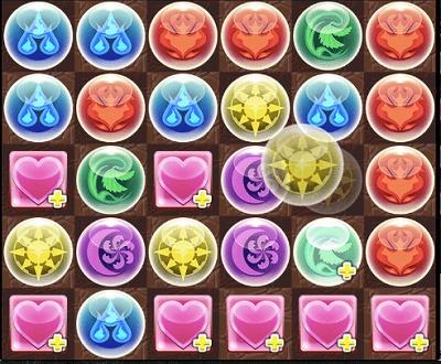 パズドラ 魔法石 バグ技 パズル