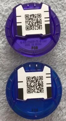 パズドラレーダーのコード QRコード