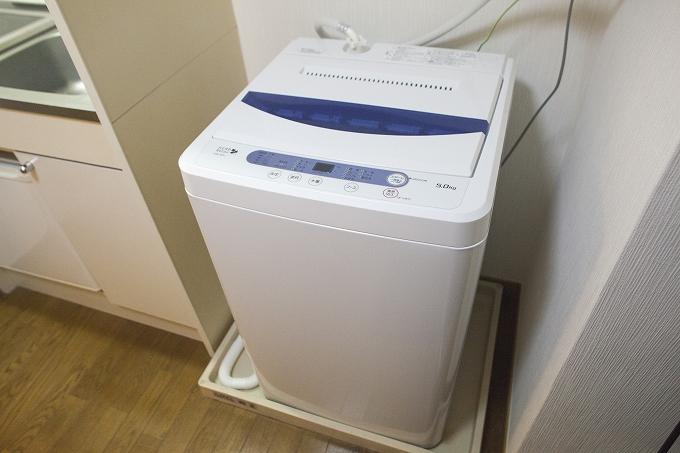 洗濯機 入手 裏技