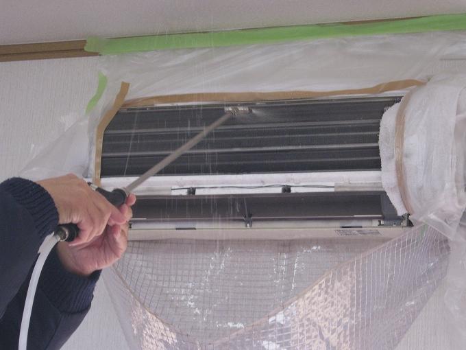 エアコン クリーニング 裏技