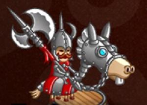 城ドラ 騎馬兵 装備 一覧 重騎兵