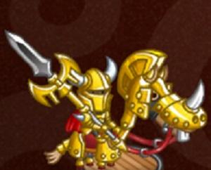 城ドラ 騎馬兵 装備 一覧 黄金
