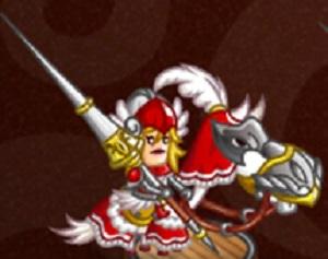 城ドラ 騎馬兵 装備 一覧 聖騎士