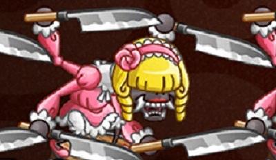 城ドラ アシュラ 装備 一覧 乙女