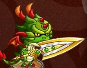 城ドラ リザードマン 装備 一覧 ドラゴン
