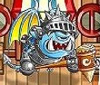城とドラゴン サタン レア アバター 天敵