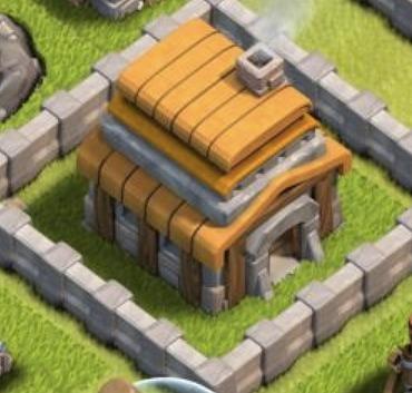 クラッシュオブクラン 壁 作り方 タウンホール