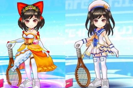 白猫テニス イメチェン 仕方 アイドルアイラ
