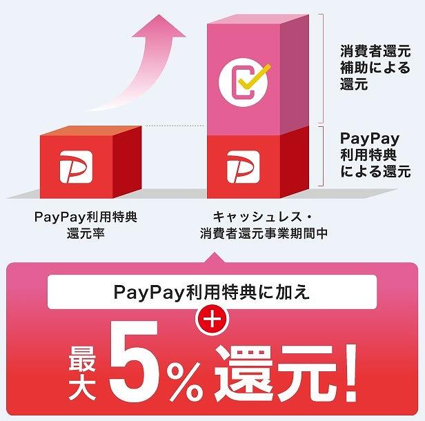 PayPayボーナス 貯め方 裏技
